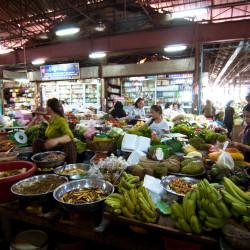 Tržnice v Siem Reap