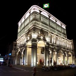 Nějaká stará budova