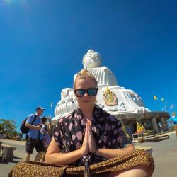 Big Buddha a Vopice