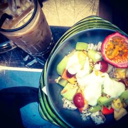 Týny snídaňooběd v Gallery Café