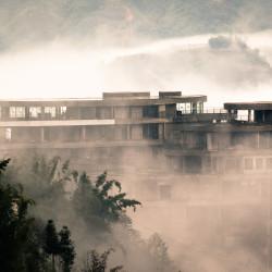 Staví se nový luxusní megahotel