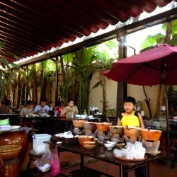 Výborná restaurace Bun Bo Ganh