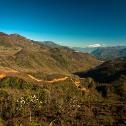 Údolí nad Sapou