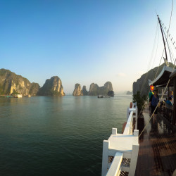 Zátoka Ha Long Bay