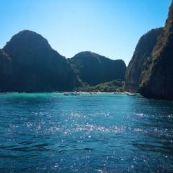 Pláž Maya u Phi Phi